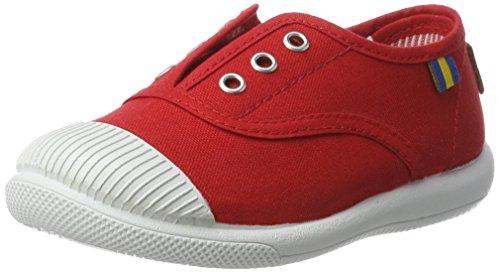 Kavat Unisex Kids' Fagerhult Tx Boat Shoes red Size: 9 UK