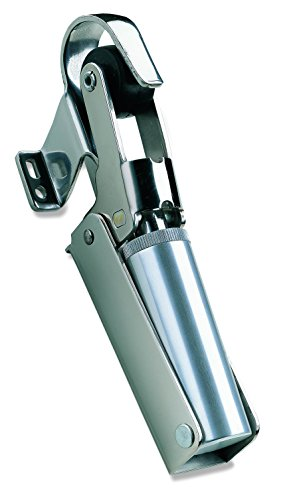 Justor FR Sanft-Türschließer, für Türen bis 40kg, silberfarben