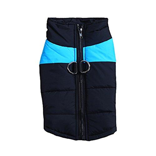 Warm Hund Kleidung Puppy Pet Winter Weste Jacket Soft Baumwolle für kleine Hunde