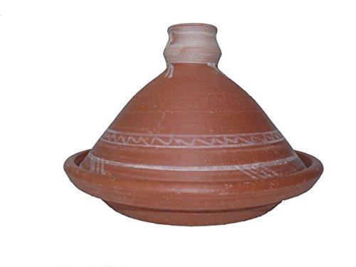 Marrakech-Accessoires--Tajn-marroqu-inspiracin-para-cocinar-sin-esmalte-dimetro-de-30-cm-para-3--4-personas