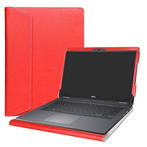 """Alapmk Schutz Abdeckung Hülle für 15.6\"""" Dell Latitude 15 5591 5590 5580 Series Notebook,Rot"""