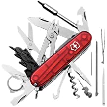 Victorinox CyberTool Lite, Rojo, Acero inoxidable - Cubiertos