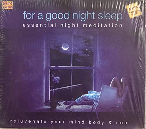For A Good Night Sleep - Essential Night Meditation