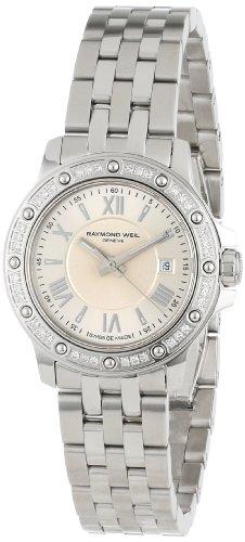 Raymond Weil 5399-STS-00657 - Orologio da polso, donna, argento, colore: argento
