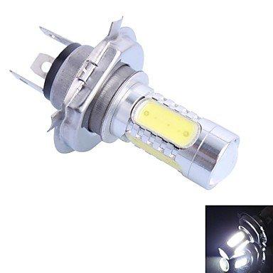 Preisvergleich Produktbild K-NVFA GC h4 11w 360lm 6000K 1-Cree XP-E und 4-führte weiße LED für Auto Nebelscheinwerfer Scheinwerfer (DC12-24V) #-3686