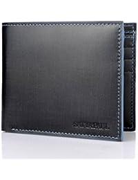 Satya Paul Black Men's Wallet (AMWLLTA7SP017A)