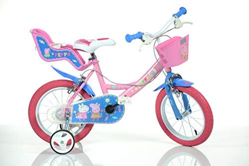 Dino Bikes Dino154N-Pig 35,6cm Peppa Pig pour vélo