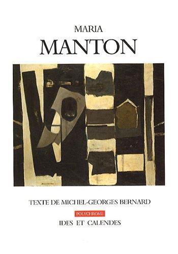 Maria Manton