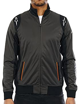 Chaqueta Alpinestars Spa Track - Podium Collection Gris