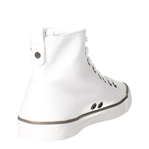 Calvin Klein Jeans Arthur, Sneaker da Uomo Bianco