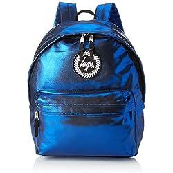 HYPE - Matte Foil, Mochilas Unisex adulto, Multicolor (Blue/White), 30x41x15 cm (W x H L)