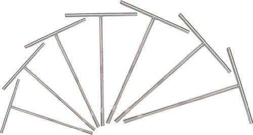 KS Tools 517.1180 T-Griff Steckschlüssel-Satz, 7-tlg., 8-14mm