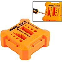 Jakemy (# 104 Magnetizer/demagnetizer with Screwdriver Holes, Size: Medium