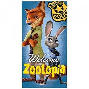 Zootopia towel (300g.100% cotton)