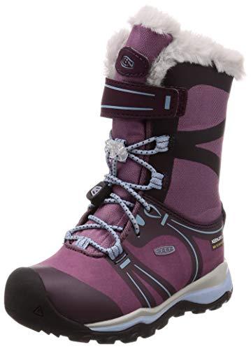 KEEN Terradora Winter WP Shoes Children winestasting/Tulipwood Schuhgröße US 12 | EU 30 2018 Schuhe (Keen Winter)