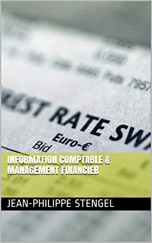 Couverture du livre Information comptable & management financier