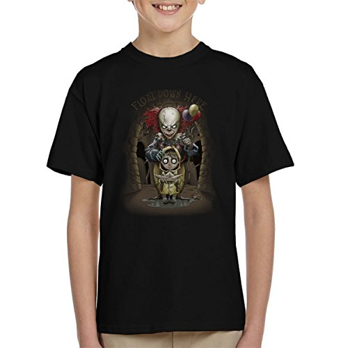 We All Float Down Here It Pennywise Kid's T-Shirt
