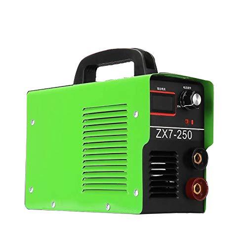 Hanchen Arc Schweißgerät 20-200A IGBT Inverter Elektrischer Schweißer 220V ZX7-250 Mini Handheld LCD Display CE zertifiziert