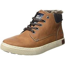Tom Tailor Herren 3785002 Klassische Stiefel, Braun (Rust), 42 EU