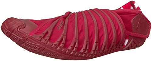 Vibram Fivefingers Vibram Furoshiki Original Scarpe da Ginnastica Basse Donna, Rosso (Beet Red) 39 EU