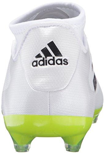 Adidas Performance Ace 16,2 Primemesh Fg / ag FuÃ?ballschuh, weiÃ? / gold / Schock Rosa, 5 M Us Weiß