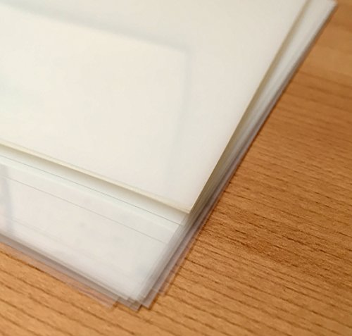A4Inkjet Siebdruck Transparenz-10Blatt - Bild 1
