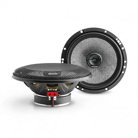 Focal 165 AC Coaxial Car Speakers 6.5