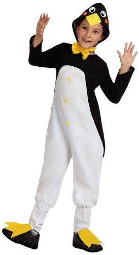 Imagen de atosa 8422259160786  disfraz pingüino niño, altura 104 cm
