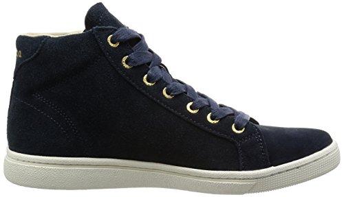 Superga 4531-Sueu, Sneaker, Unisex - adulto Blue