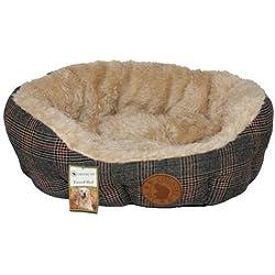 Cama para Perro Tweed de Lujo - Large