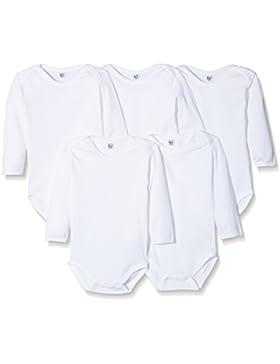 Care Unisex Baby Body aus Bio Baumwolle im 5er Pack