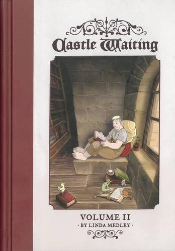 Castle Waiting Vol. 2: The Definitive Edition
