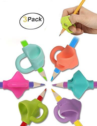 846b5d85371a0 JJK Pencil Grips, Breakthrough Design Writing Correction Device Handwriting  Aid Pencil Grip For Kids Children