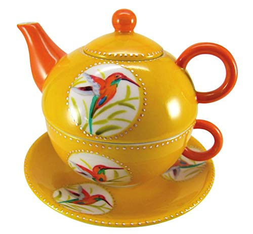 Prettea Tea for One Kolibri, 3-teiliges Set preisvergleich