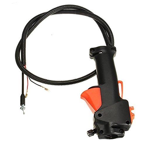 Throttle Control Schalter Kabel für 139/140/GX35 Universal Motorsense (Neu) - Neu - Gashebel Universal