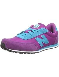 New Balance KL410 - Zapatillas de deporte de lona infantil