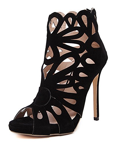 Marke SMH Shoes**EDEL Sommer Sandalen**Gladiator**Pumps