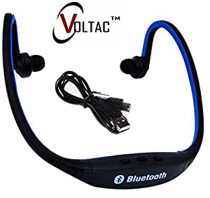 VOLTAC` ™ Wireless bluetooth earphone Sports MP3 Music Player for Gym Running Jogging - Multicolor Pattern #197272