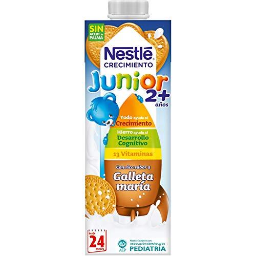 Nestlé Junior Crecimiento 2+galleta María