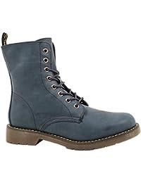 Elara - botas estilo motero Mujer