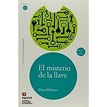 El misterio de la llave, leer en español, nivel 1 (Leer en espanol / Read in Spanish)