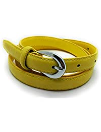 525b66603a MYB Cintura per donna in similpelle - diversi colori e dimensioni