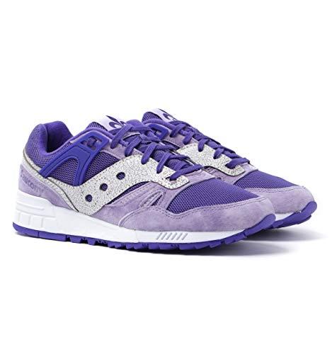 Saucony Grid SD Calzado Purple/White