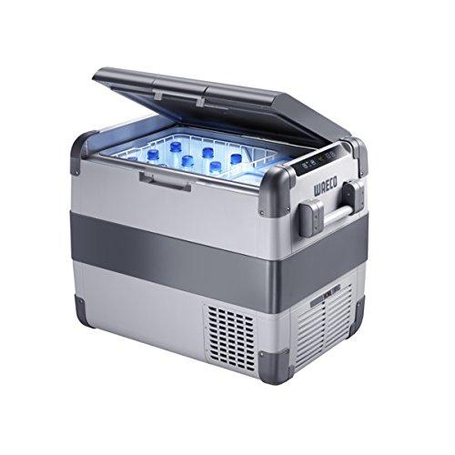 Preisvergleich Produktbild DOMETIC CoolFreeze CFX 65W - elektrische Kompressor-Kühlbox/Gefrierbox, 60 Liter, 12/24 V und 230 V für Auto, Lkw und Steckdose, mit WLAN + USB Anschluss, A++