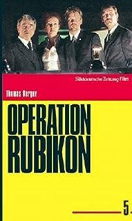Operation Rubikon - SZ-Cinemathek Thriller 5