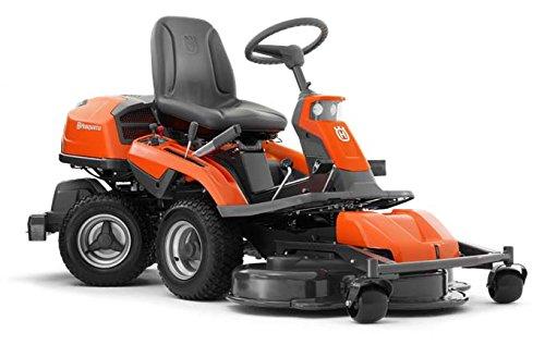 Husqvarna Rider 316T 4x 4tosaerba trattorino mulching, ruote motrici, avviamento: elettrico 9600W taglio 94cm
