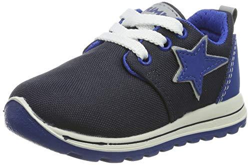 PRIMIGI Baby Jungen PTI 33723 Sneaker, Blau (Blu Sc/Bluette 3372333), 25 EU