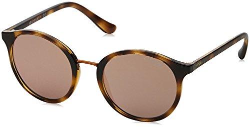 Vogue Eyewear Damen 0VO5166S W6565R 51 Sonnenbrille, Braun (Dark Havana/Greymirrorrosegold),