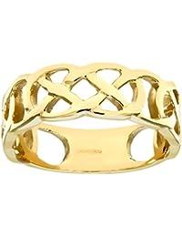 Citerna Damen-Ring 9 Karat (375) Gelbgold S 1522P-p
