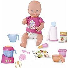 Nenuco 700013300 - Merienditas, muñeca con accesorios